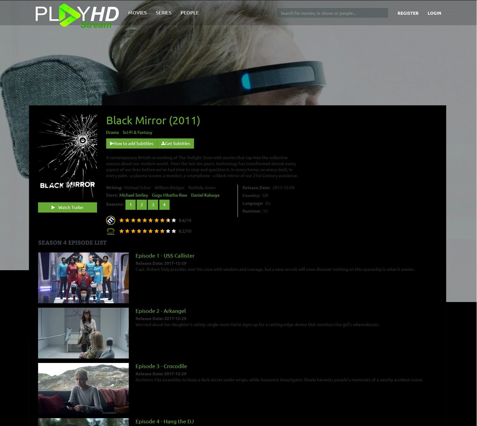 Play HD Stream Alternatives and Similar Websites and Apps