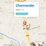 "Report a Pokemon you saw by sending location followed by ""Saw Charmander"""