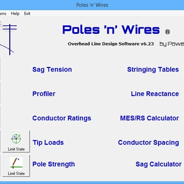 Poles 'n' Wires Alternatives and Similar Software