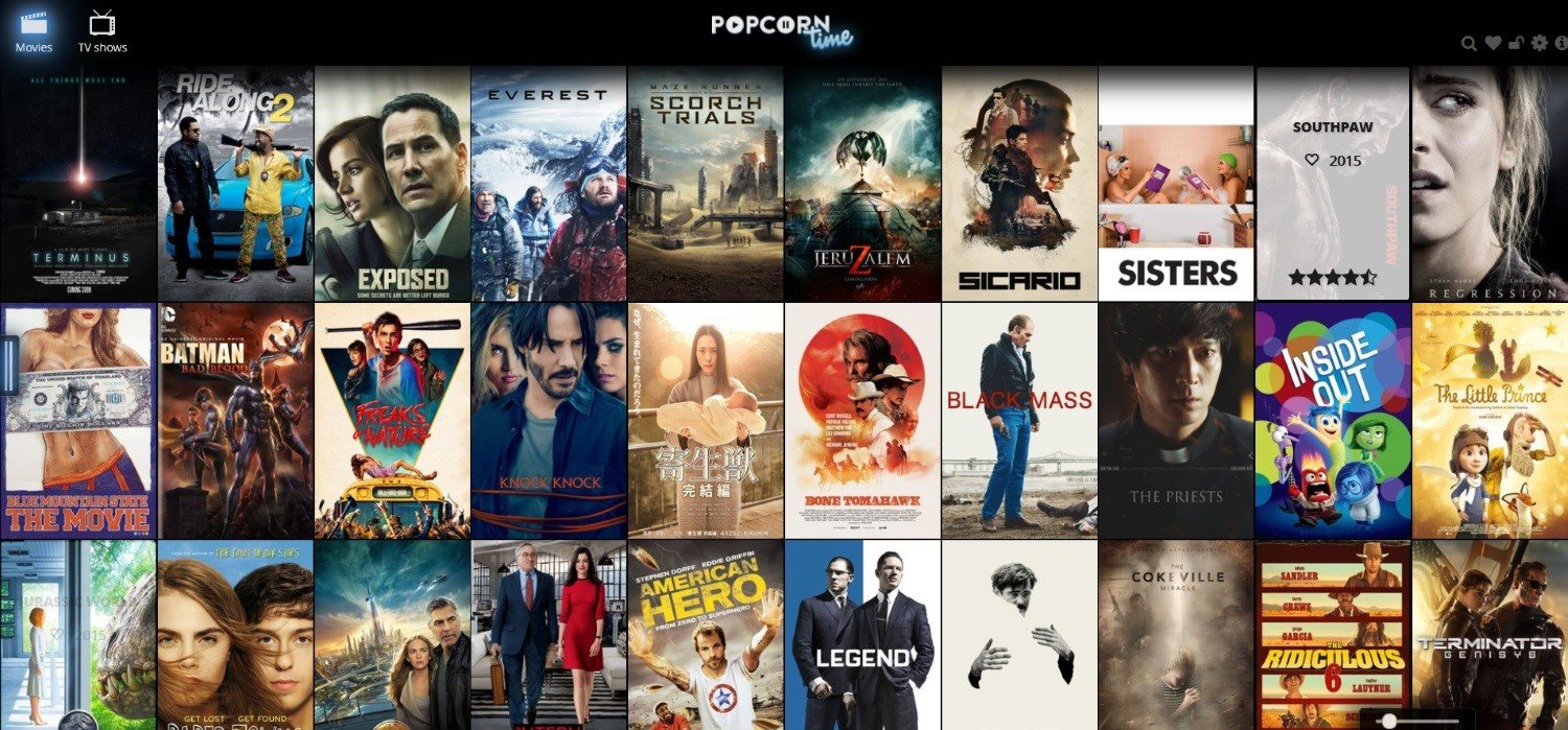 Popcorn Time Online Alternatives and Similar Websites and ...