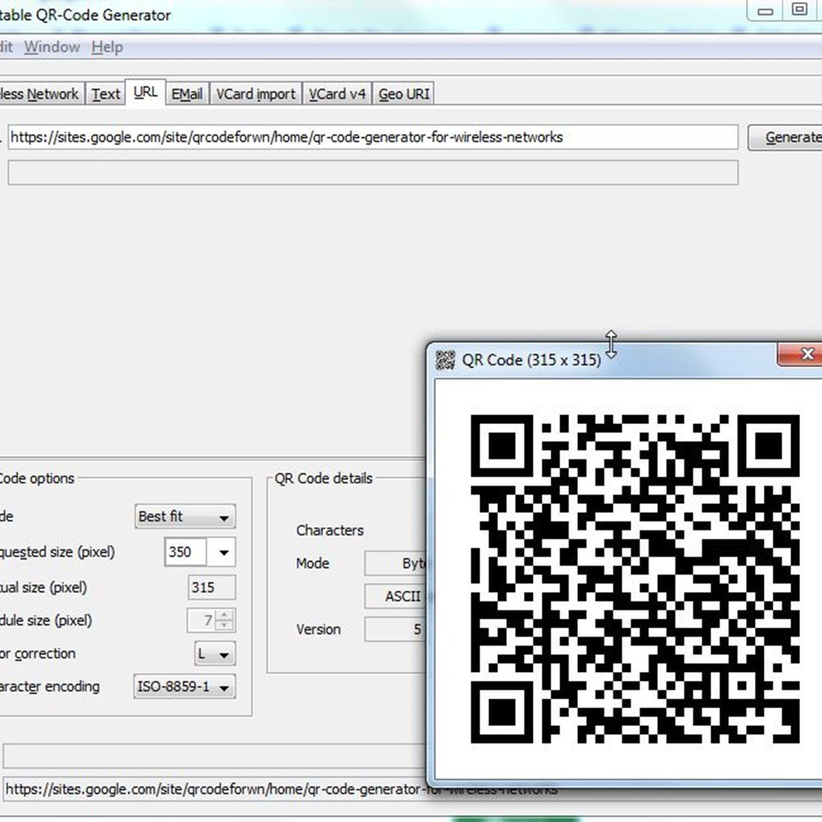 Portable QR-Code Generator Alternatives and Similar Software