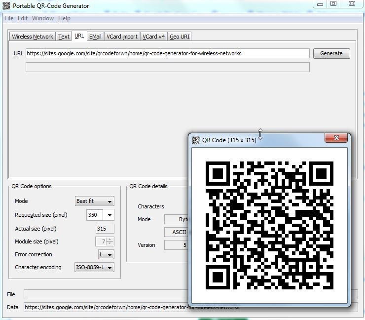 Portable qr code generator alternatives and similar software its possible to update the information on portable qr code generator or report it as discontinued duplicated or spam stopboris Image collections
