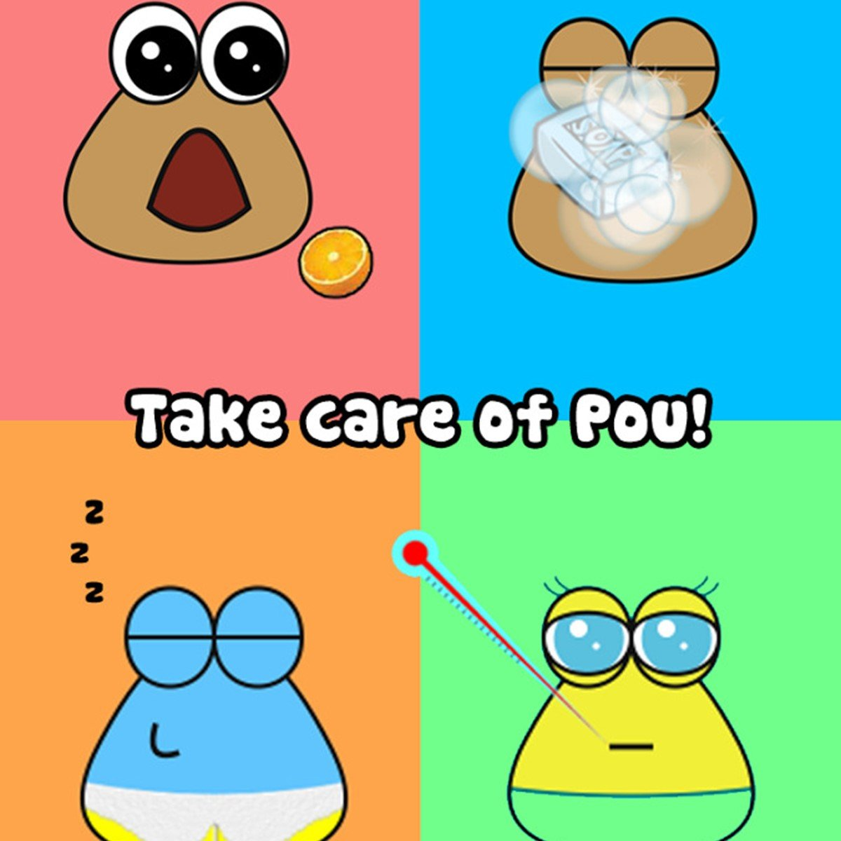 Pou Game