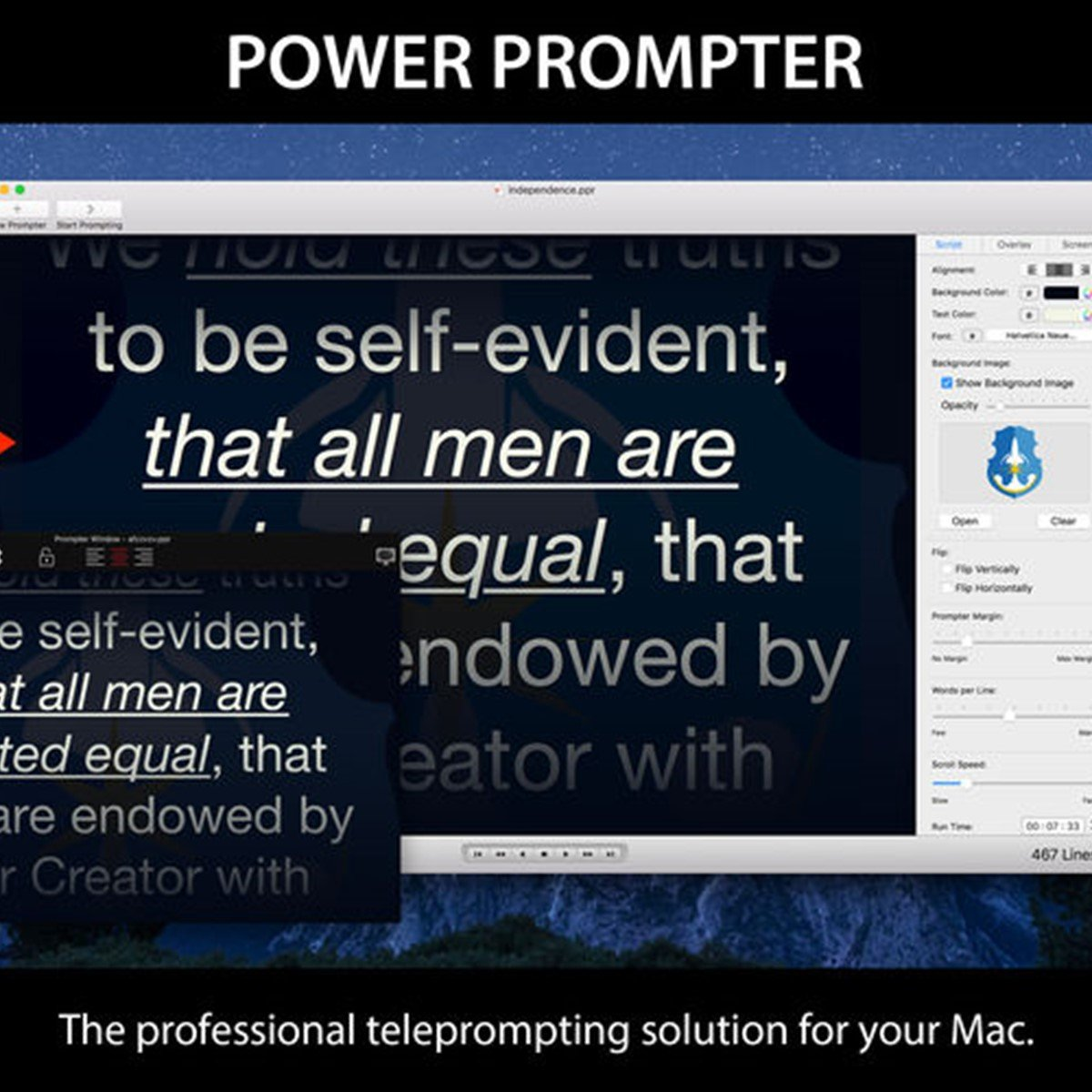 Power Prompter Alternatives and Similar Software