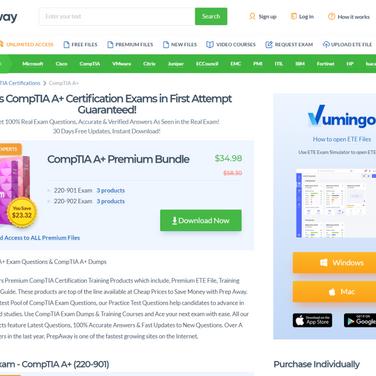 PrepAway Alternatives and Similar Websites and Apps