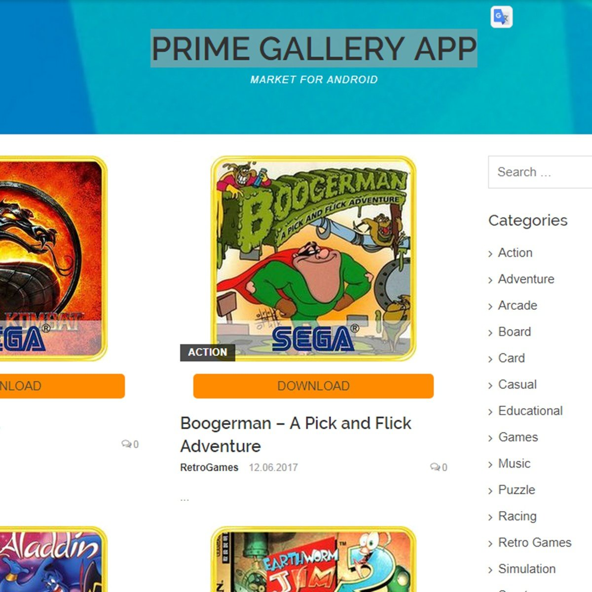 PRIME GALLERY APP Alternatives and Similar Games