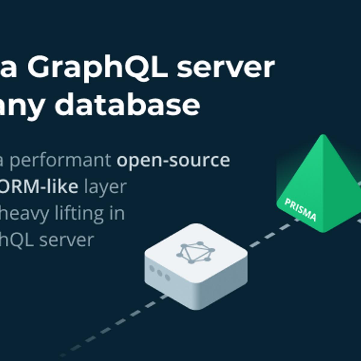 Prisma GraphQL API Alternatives and Similar Software - AlternativeTo net