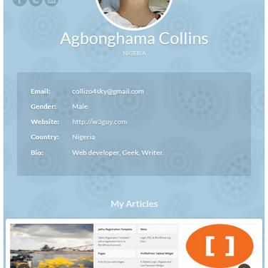 ProfilePress Alternatives and Similar Software