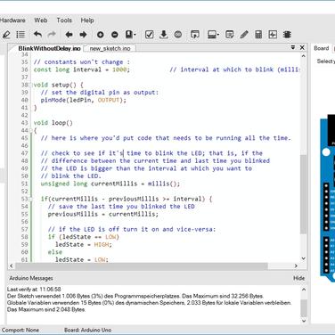Arduino debugger linux
