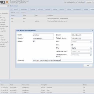 Proxmox Virtual Environment Alternatives and Similar Software