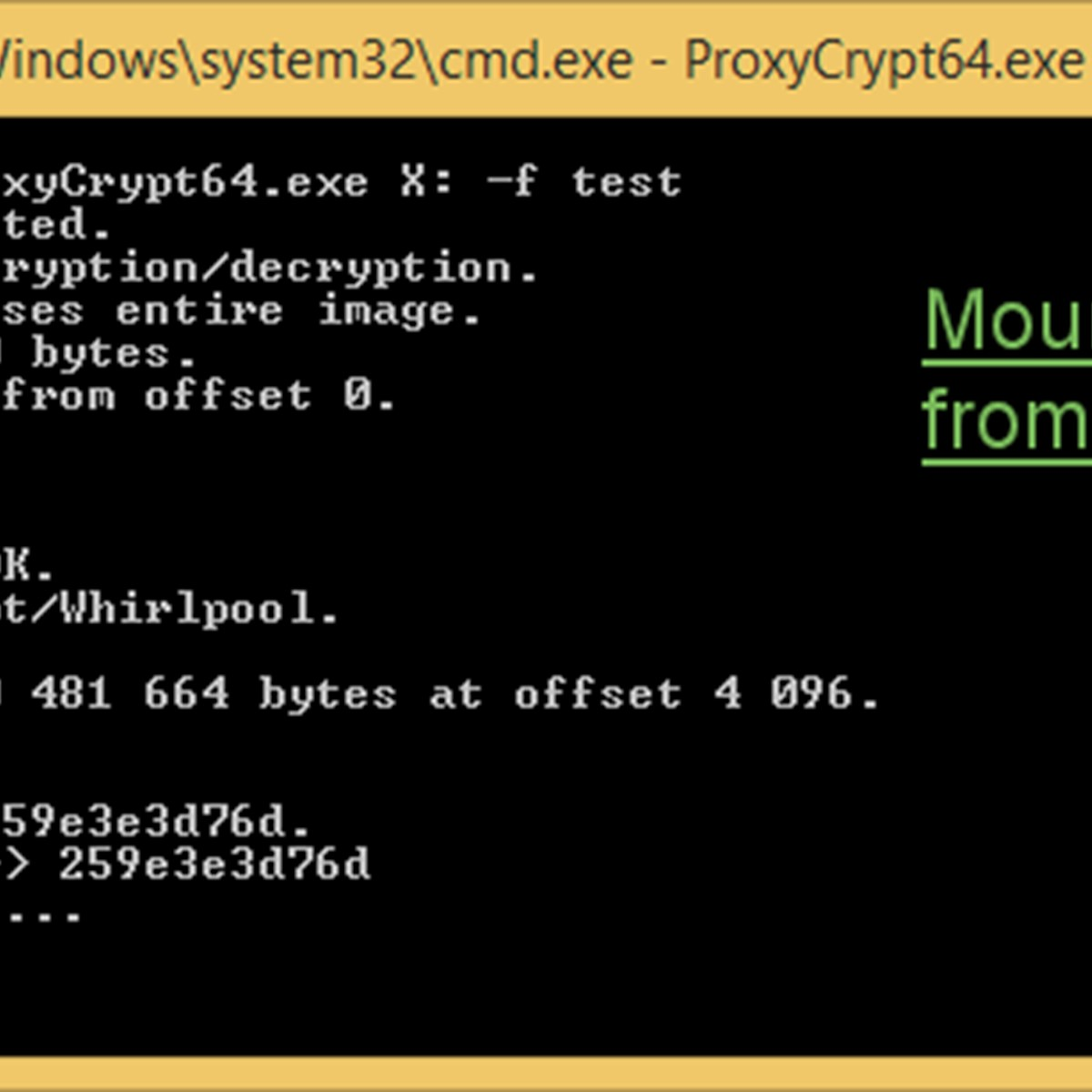 ProxyCrypt Alternatives and Similar Software - AlternativeTo net