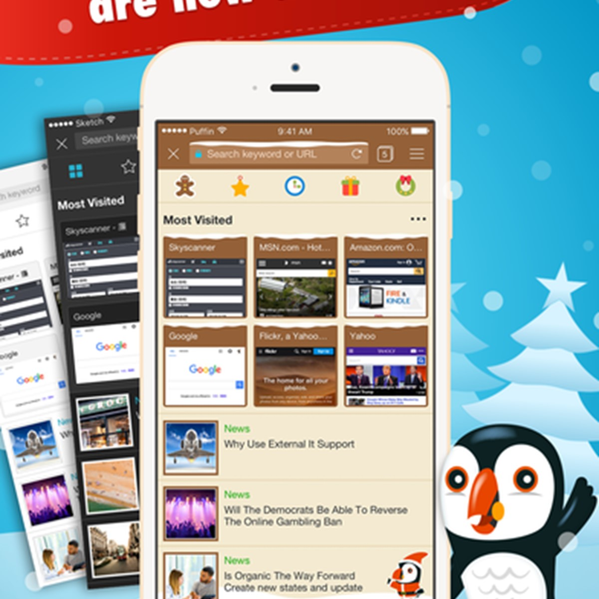 Puffin Web Browser Pro Alternatives and Similar Apps