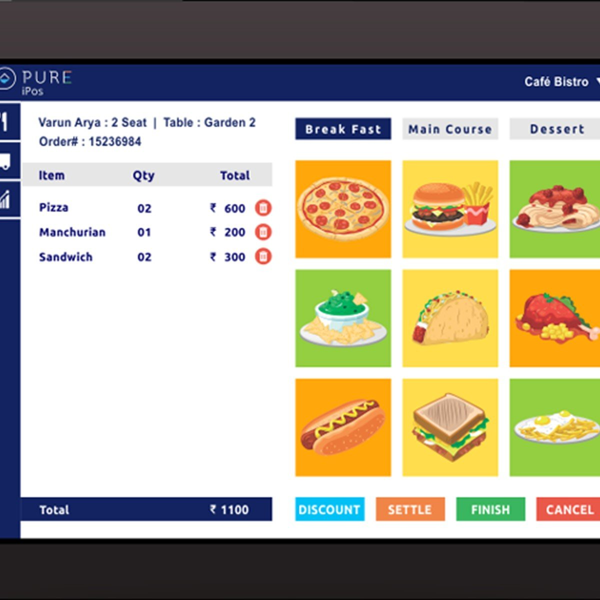 Pure Ipos Restaurant Pos System Alternatives And Similar