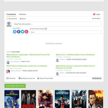 1Putlocker io Alternatives and Similar Websites and Apps