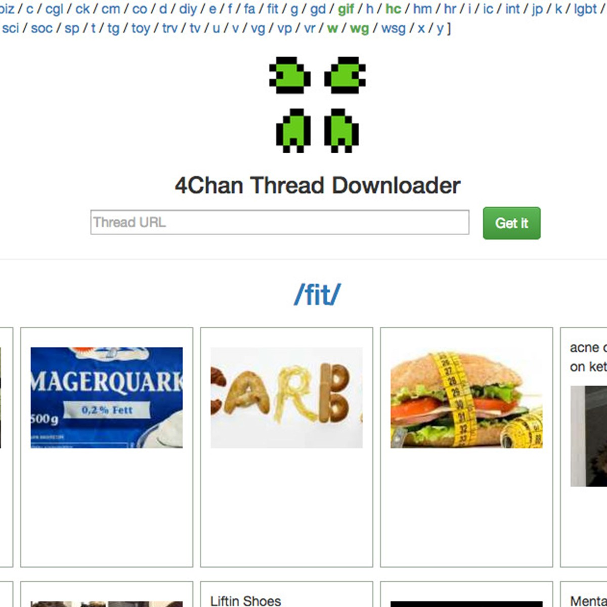 4Chan Gif quadchan alternatives and similar websites and apps