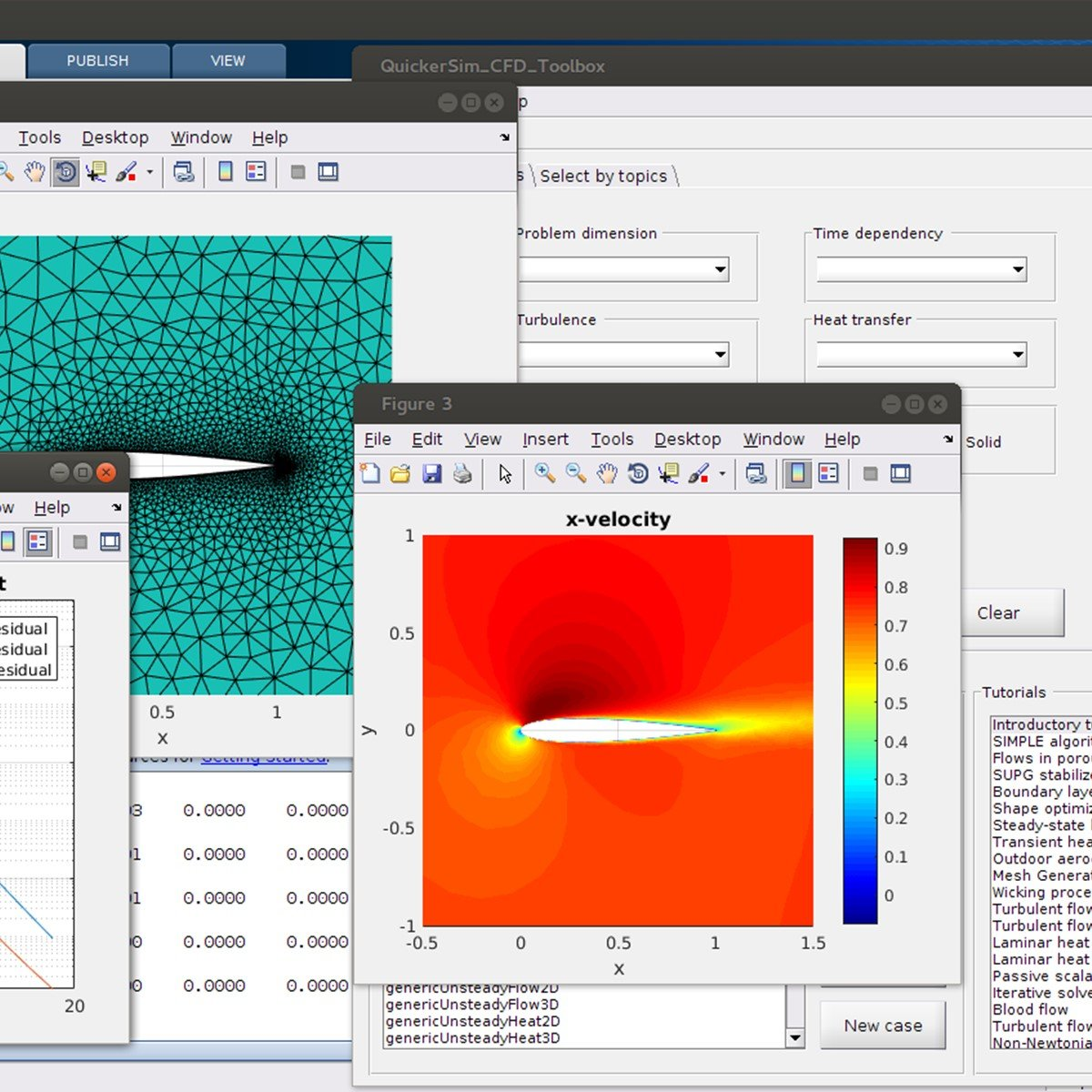 QuickerSim CFD Toolbox for MATLAB® Alternatives and Similar Software