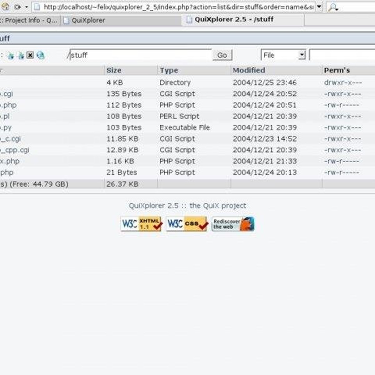 QuiXplorer Alternatives and Similar Software - AlternativeTo net