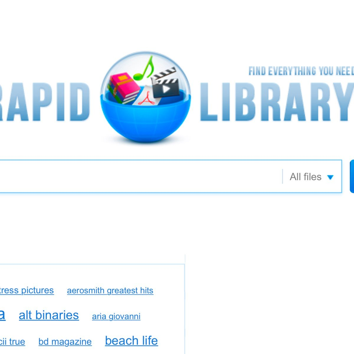 Rapidlibrary
