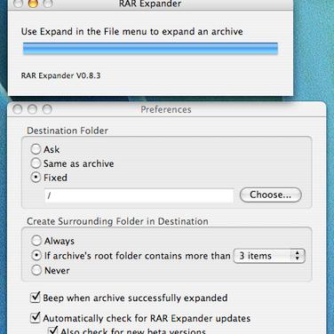 RAR Expander Alternatives and Similar Software - AlternativeTo net