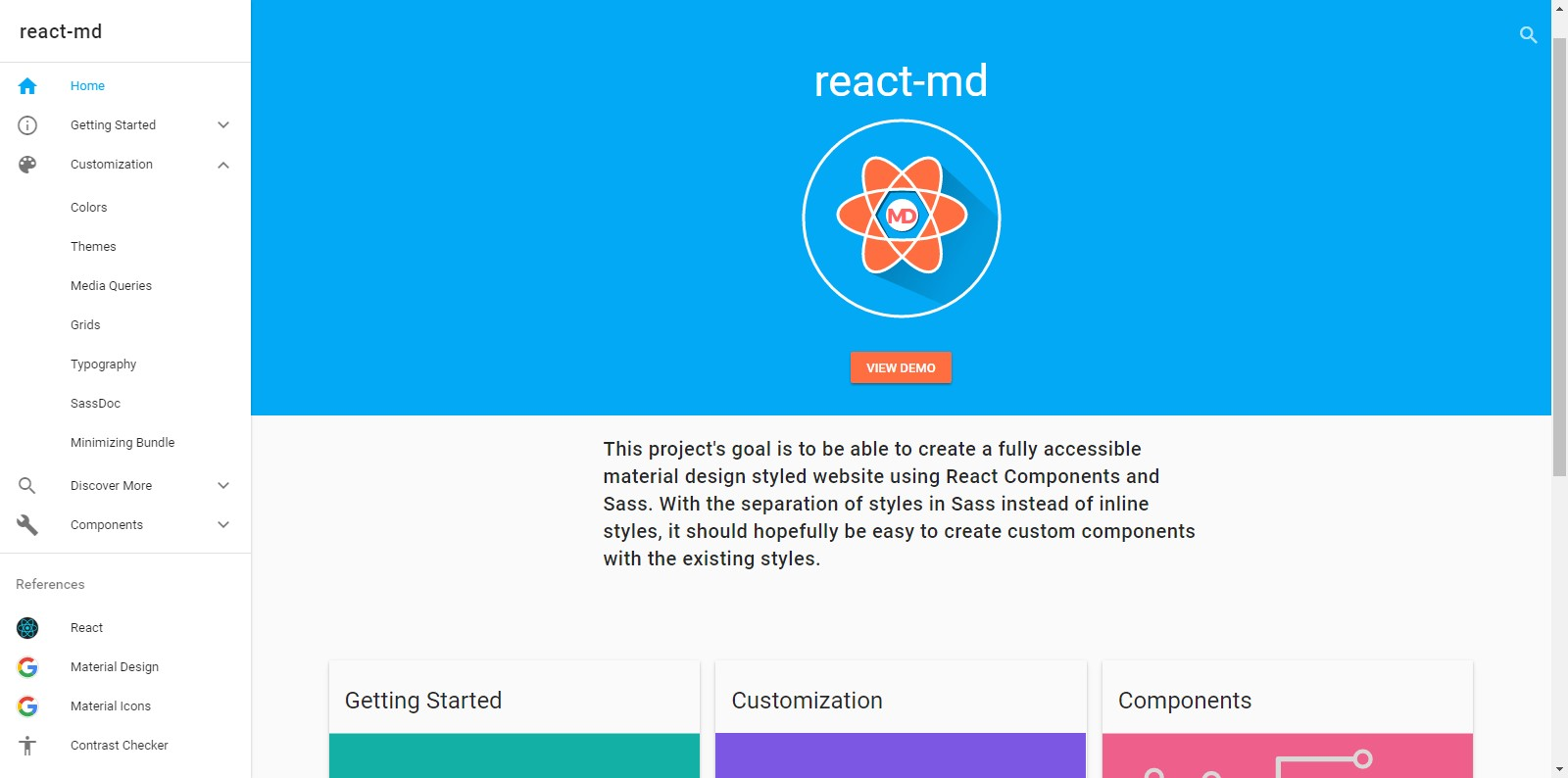 react-md Alternatives and Similar Websites and Apps