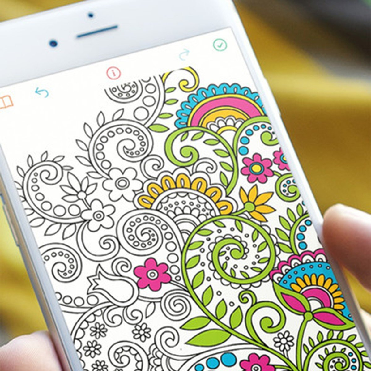 Coloring games like recolor - Recolor Coloring Book For Adults Alternatives And Similar Apps Alternativeto Net