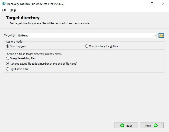 Recovery Toolbox Free File Undelete Alternatives and Similar
