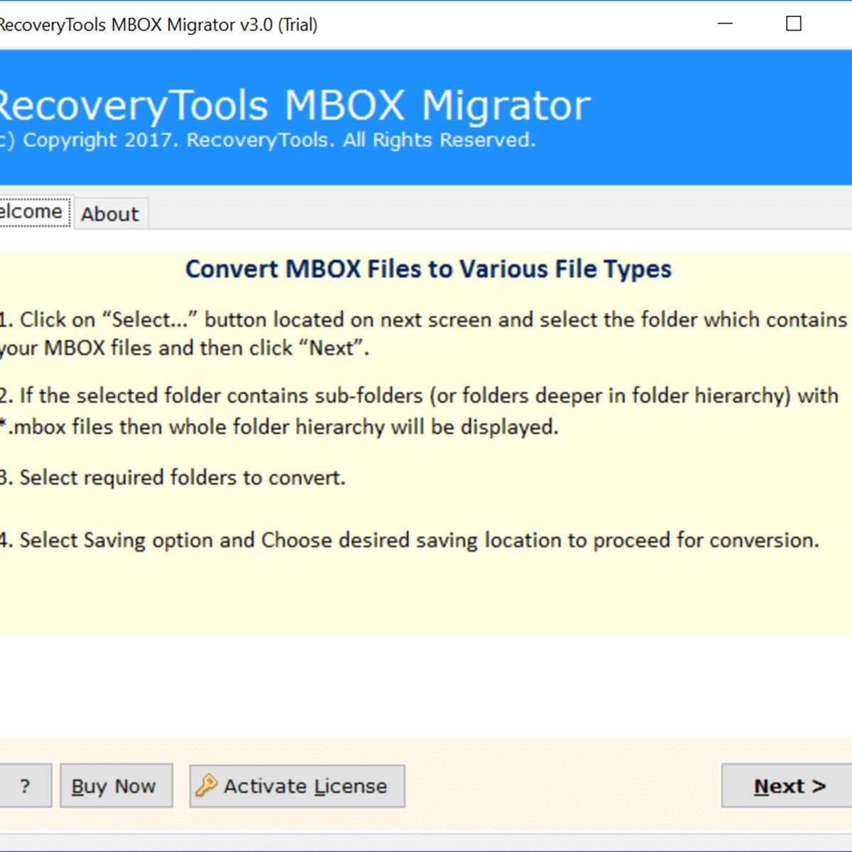 RecoveryTools MBOX Migrator Alternatives and Similar