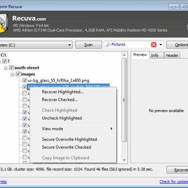 Recuva Alternatives and Similar Software - AlternativeTo net