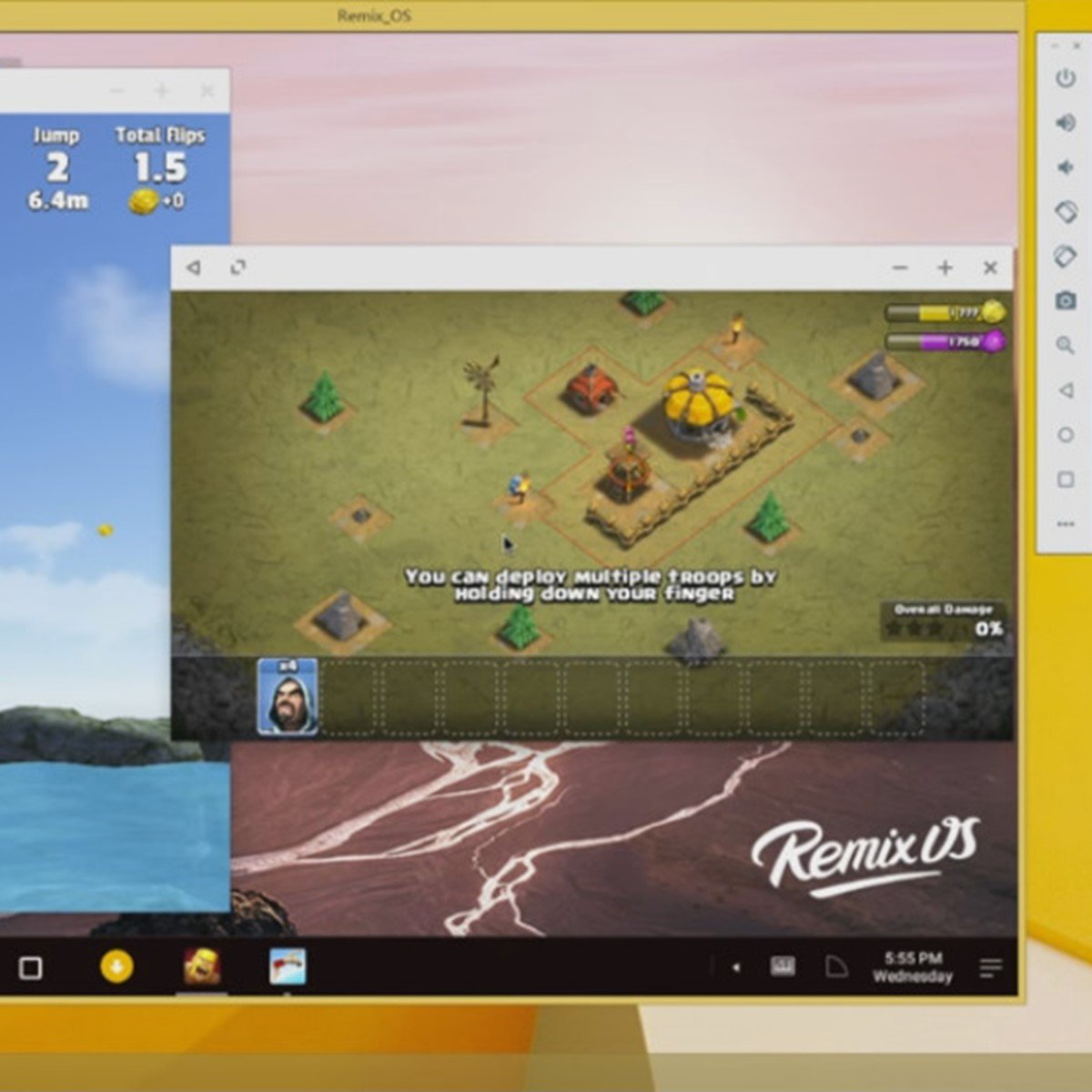 Best Alternative to BlueStacks | Remix OS Player Android ...
