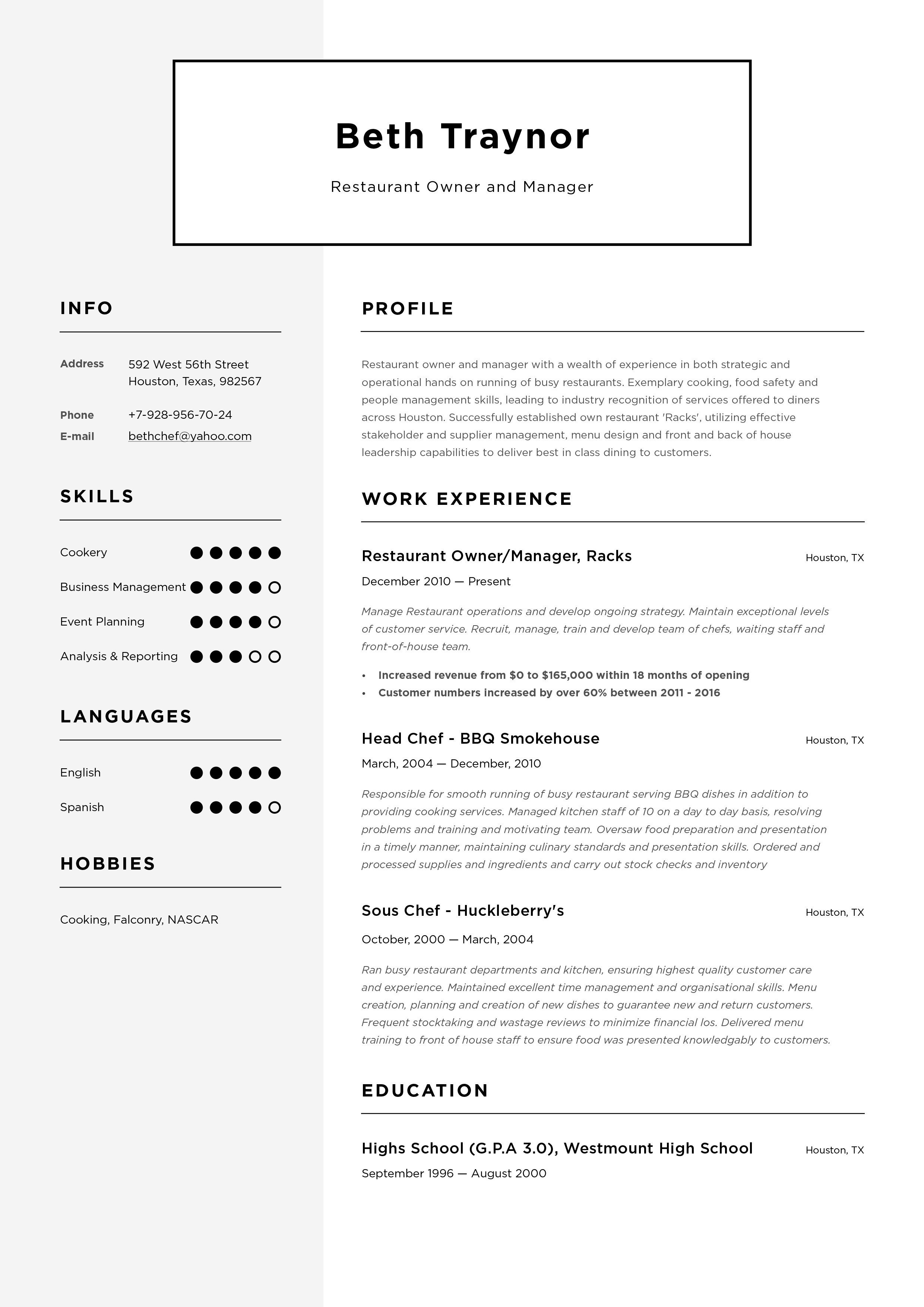 Resume Alternatives and Similar Websites and Apps