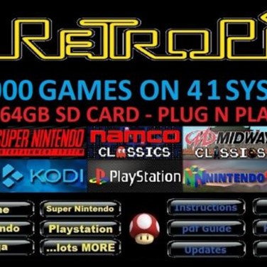 Retropie Alternatives and Similar Software - AlternativeTo net