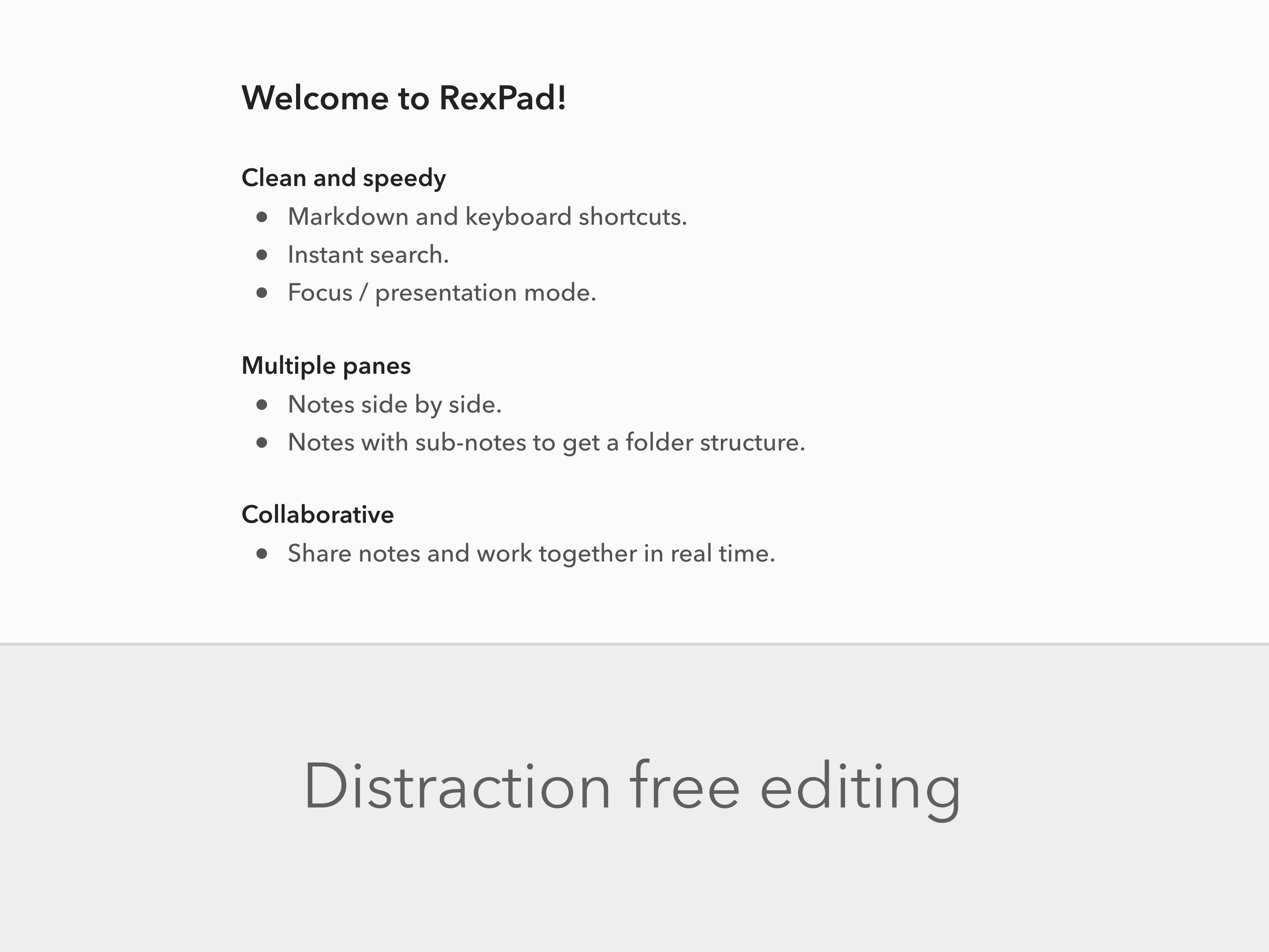 RexPad Alternatives and Similar Websites and Apps