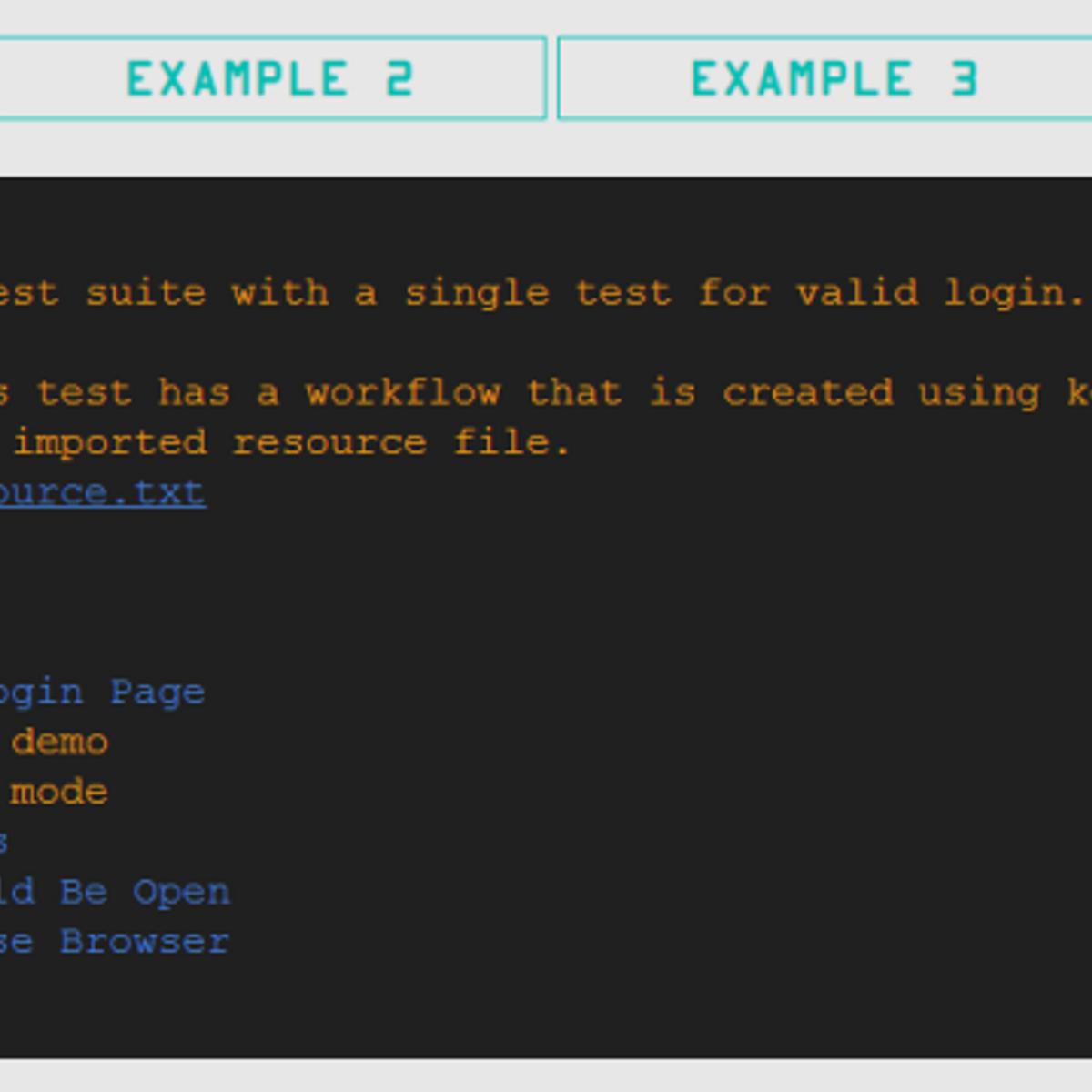 Robot framework Alternatives and Similar Software - AlternativeTo net