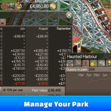 RollerCoaster Tycoon Classic Alternatives and Similar