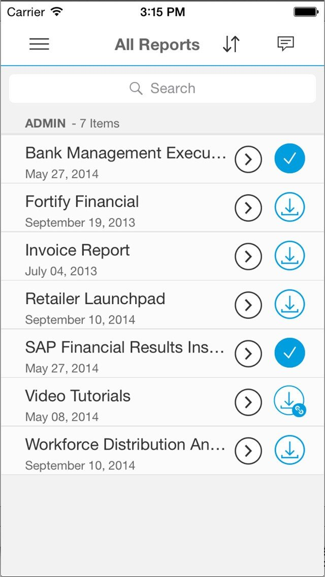 SAP BusinessObjects Alternatives and Similar Software