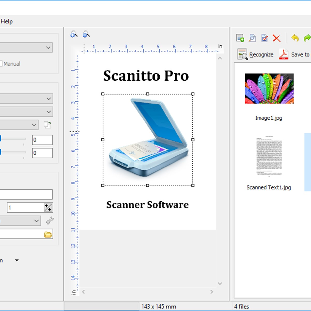 Scanitto Pro Alternatives and Similar Software