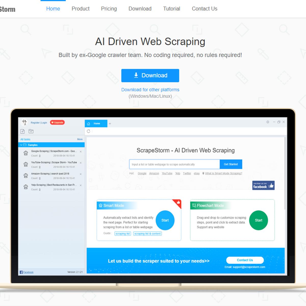 Madison : Web crawler software mac free