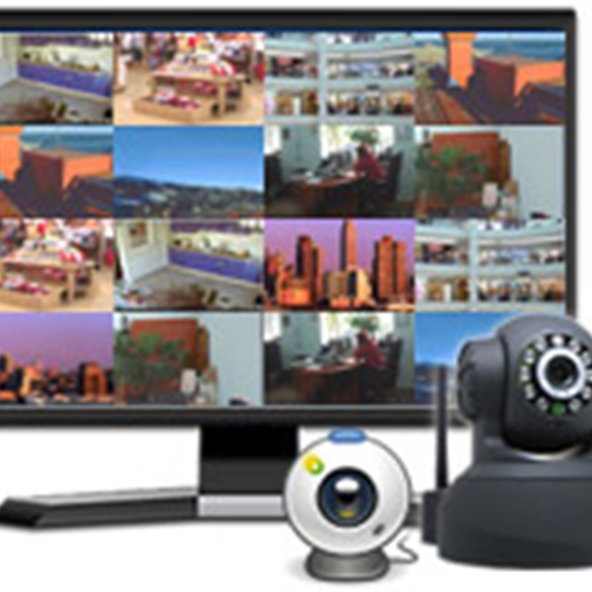 Linux Video Surveillance Software