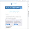 Mobile-Friendly Email Designer