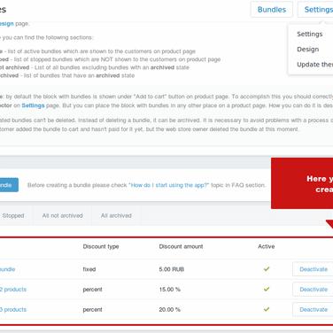 Shopify Upsell Bundles App Alternatives and Similar Software