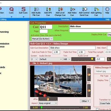 Show Cue System Alternatives and Similar Software - AlternativeTo net