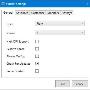 Sidebar Diagnostics Alternatives and Similar Software