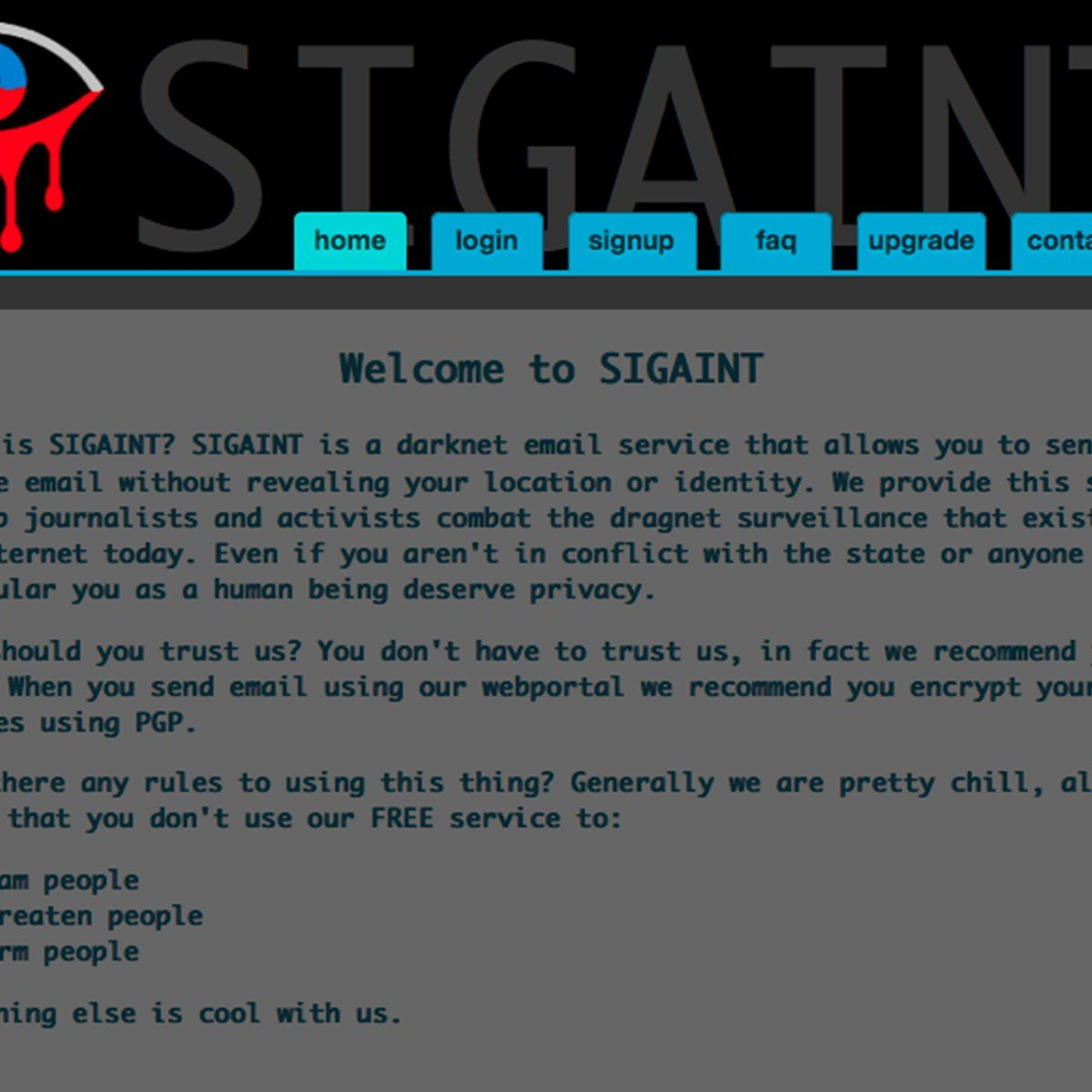 SIGAINT Alternatives and Similar Websites and Apps - AlternativeTo net