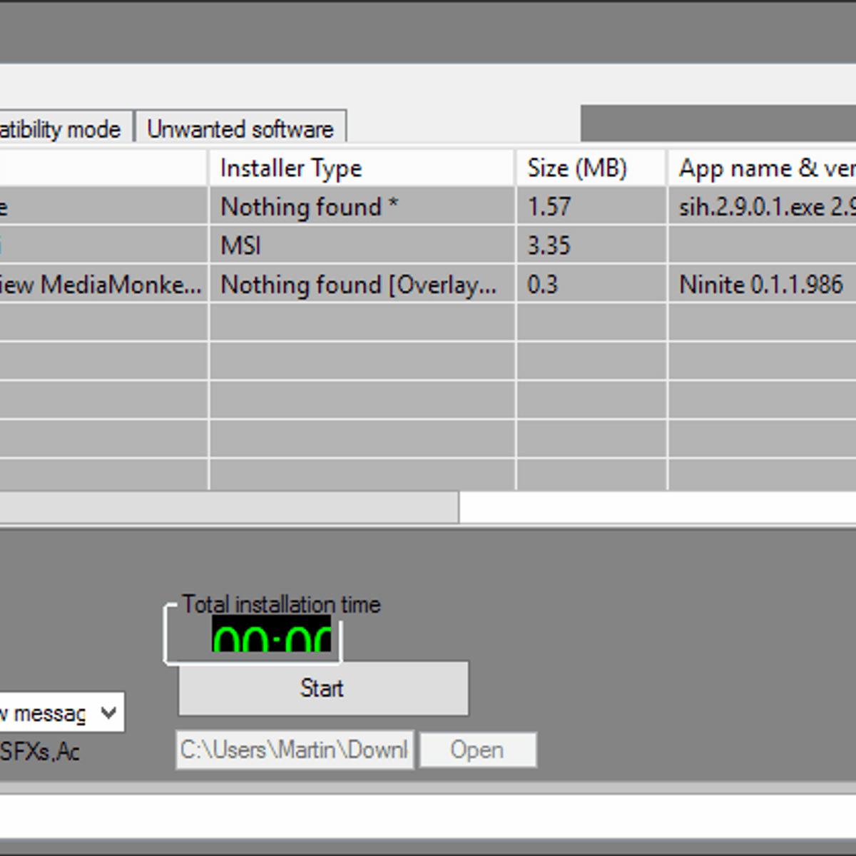 Silent Install Helper Alternatives and Similar Software
