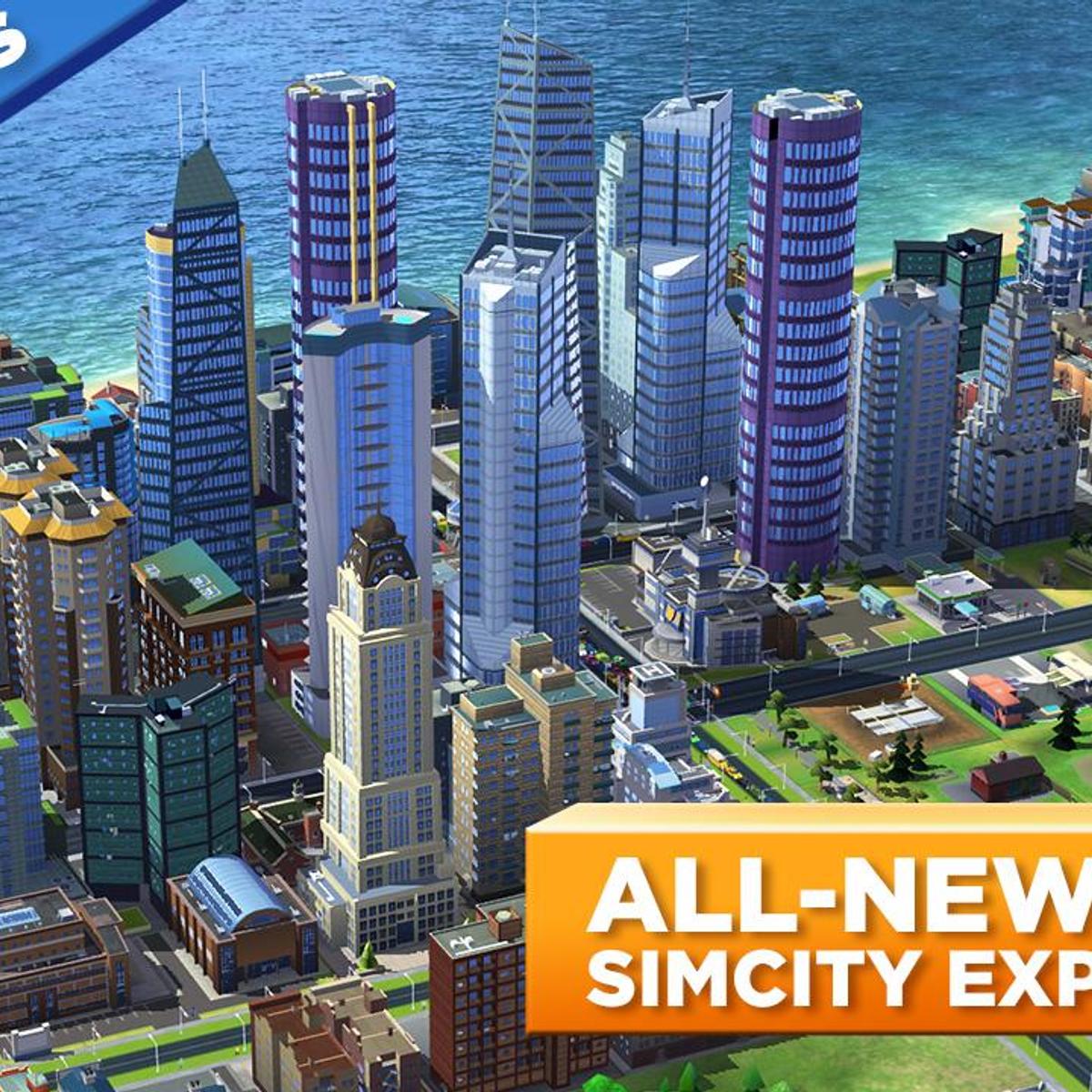 Simcity Buildit Alternatives And Similar Games