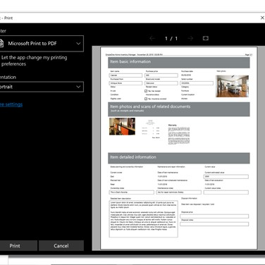 SimpleOne Home Inventory Manager Alternatives and Similar