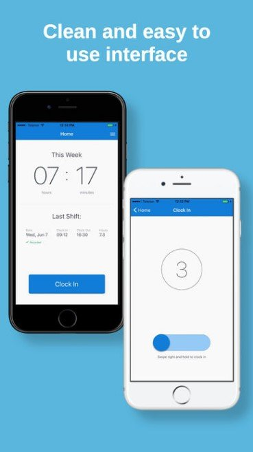 SINC – Time Clock App for Employees Alternatives and Similar Apps