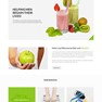Diet and Nutrition WordPress themes