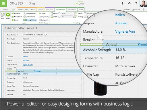 skybow Rich Forms Alternatives and Similar Websites and Apps