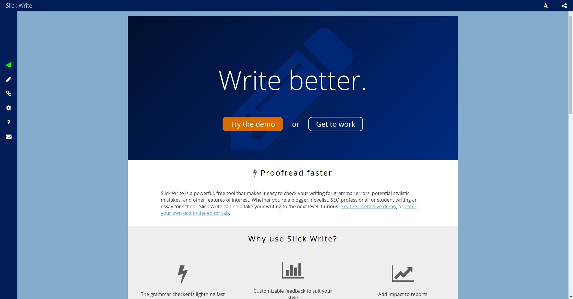 how to write essay fast Your writing, at its best grammarly's free writing app makes sure everything you type is easy to read, effective, and mistake-free it's possible to write a five page essay in an hour it's not, obviously, going to be your best work, but it can be a very passable paper so long as you follow.